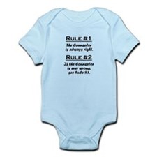 Counselor Infant Bodysuit