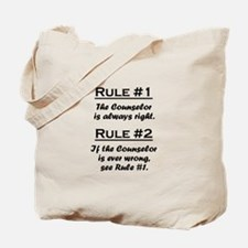 Counselor Tote Bag