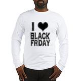 Black friday Long Sleeve T-shirts