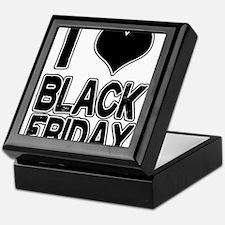 Love Black Friday Keepsake Box