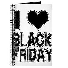 Love Black Friday Journal