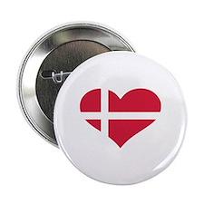 """Denmark flag 2.25"""" Button (10 pack)"""