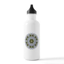 Orchid Kaleidoscope Sports Water Bottle