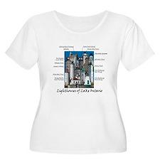 Lighthouses of Lake Ontario T-Shirt