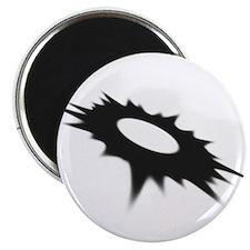 "Black hole trio 2.25"" Magnet (10 pack)"