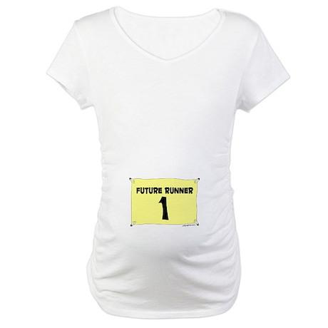 Future Runner Maternity T-Shirt