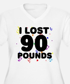 I Lost 90 Pounds! T-Shirt