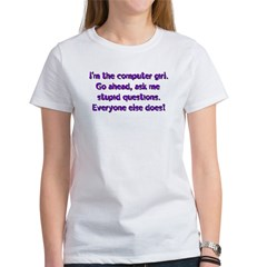 Tech Support! Women's T-Shirt
