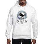 Nesbitt Clan Badge Hooded Sweatshirt