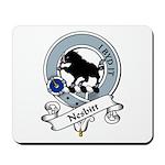 Nesbitt Clan Badge Mousepad