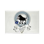Nesbitt Clan Badge Rectangle Magnet (10 pack)