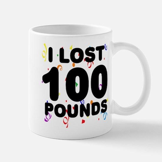 I Lost 100 Pounds! Mug