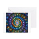 Spiral Greeting Cards (20 Pack)