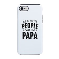 My Grandpa is the Chief iPhone Case