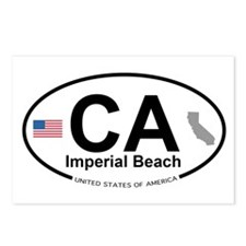 Imperial Beach Postcards (Package of 8)