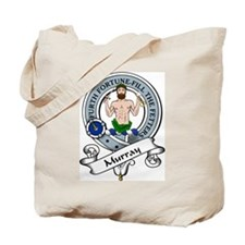 Murray Clan Badge Tote Bag