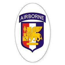 Cool Airborne Decal