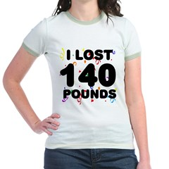 I Lost 140 Pounds! T