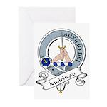 Muirhead Clan Badge Greeting Cards (Pk of 10)