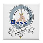 Muirhead Clan Badge Tile Coaster