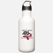 Abigail Airlines Water Bottle