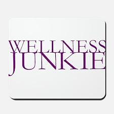 Wellness Junkie Mousepad