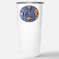 Wyoming Travel Mug