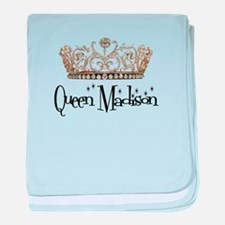 Queen Madison baby blanket