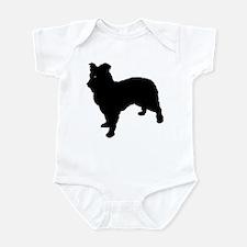 Pyrenean Shepherd Infant Creeper