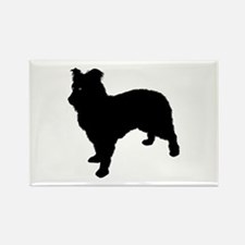 Pyrenean Shepherd Rectangle Magnet