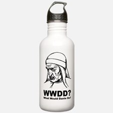 What Would Dante Do Water Bottle