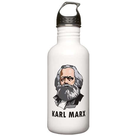 Karl Marx Stainless Water Bottle 1.0L