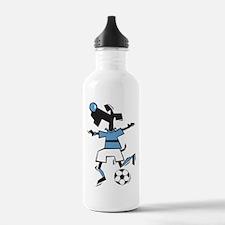 Soccer Dog Water Bottle