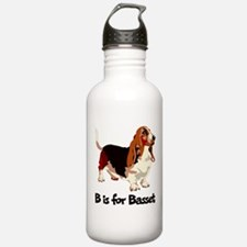 B is for Basset Water Bottle