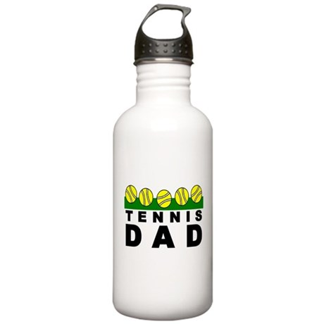 Tennis Dad Stainless Water Bottle 1.0L