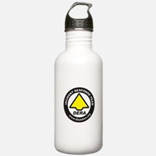 Cute Disaster preparedness emergency response communica Water Bottle