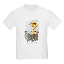 Speed Kills Kids T-Shirt