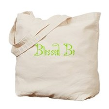 Cute Blessing Tote Bag