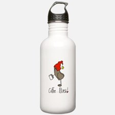 Coffee Please Water Bottle