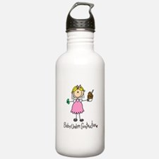 Baby Under Construction Water Bottle