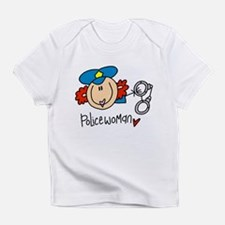 Policewoman Infant T-Shirt