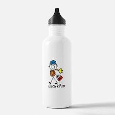 Basic Electrician Water Bottle