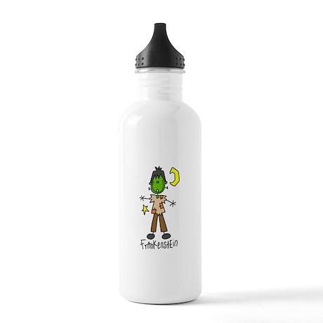 Frankenstein Halloween Stainless Water Bottle 1.0L