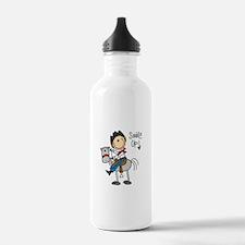 Cowboy Saddle Up Water Bottle