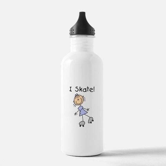 Girl I Skate Water Bottle