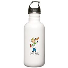 BBQ King Water Bottle
