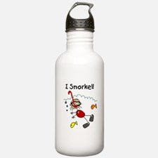 I Snorkel Water Bottle
