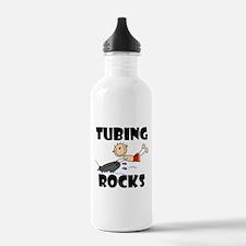 Tubing Rocks Water Bottle