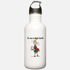 Prince on High Horse Water Bottle