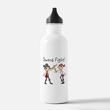 Pirate Sword Fight Water Bottle